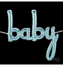 Ballons Lettres Baby C'est un Garçon Baby Shower