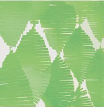 Serpentin à Franges Vert Anis Papier Crépon Décoration de Fête