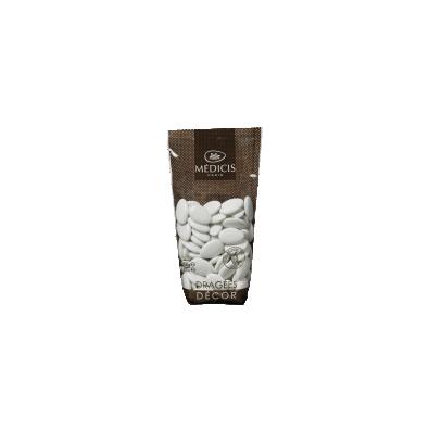 Dragées Chocolat Médicis Blanc