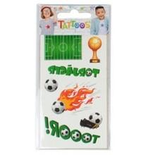 Mini Ballon Foot Déjà Gonflé Football Noir et Blanc en Alu