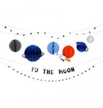 Kit Décoration Murale - Anniversaire Astronaute & Espace