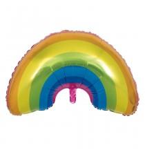 Ballon XXL Arc-en-Ciel Rainbow - Anniversaire Décoration