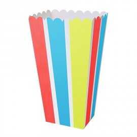 Maxi Boîte Confettis Flashy Colorés Décoration de fête