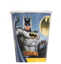 Gobelets Batman - Anniversaire à thème super héros