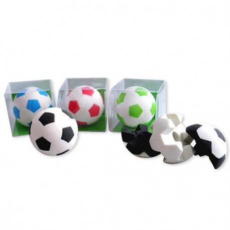 Gomme en forme de Ballon de Football