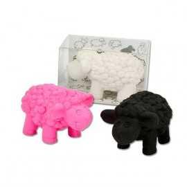 Gomme Mouton - Animaux de la Ferme