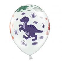 Ballons Latex Dino Party à Fanions Dinosaure Tyrannosaure Anniversaire Décoration