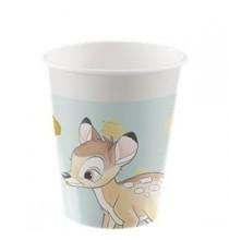 Gobelets Fête Thème Bambi - Disney Vintage Collection Premium
