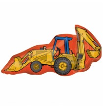 Ballon en Forme de Camion de chantier - Anniversaire construction