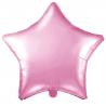 Ballon Etoile Rose Clair
