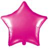 Ballon Etoile Rose Fuschia