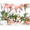 10 Boîtes Cadeaux Invités Thank You Rose Gold / Rose Cuivré Sweet Table