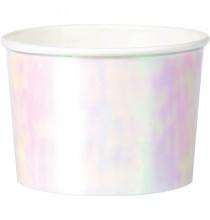 Pots de Présentation Premium Holographiques Brillant