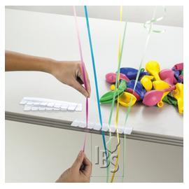 Barre adhésive - Bouquet de ballons à l'hélium