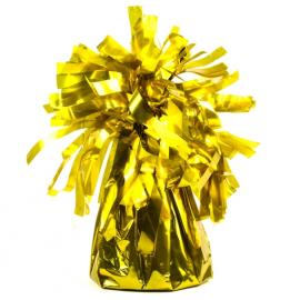 Sac Contrepoids Pour Ballon Hélium Or Brillant