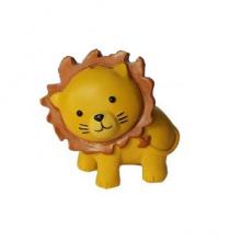 Figurine Bébé Lion - Animaux du Zoo Baby