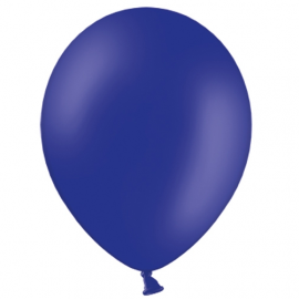 100 Ballons Gonflables Latex Bleu Royal Premium Décoration Fête