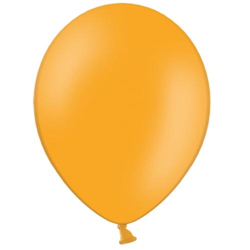 100 Ballons Gonflables Latex Orange Premium Décoration Fête