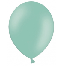 100 Ballons Gonflables Latex Vert Mint Premium Décoration Fête