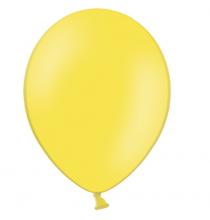 100 Ballons Gonflables Latex Jaune Premium Décoration Fête