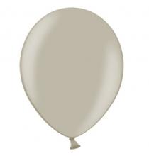 100 Ballons Gonflables Latex Gris Clair Premium Décoration Fête