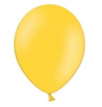 100 Ballons Gonflables Latex Jaune Orangé Premium Décoration Fête