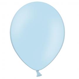 100 Ballons Gonflables Latex Bleu Clair Premium Décoration Fête