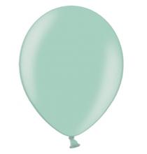 100 Ballons - Sachet premium - Gonflables Latex Vert Mint Nacrés Premium Décoration Fête