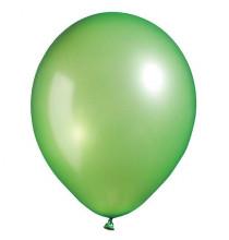 100 Ballons - Maxi sachet - Gonflables Latex Vert Forêt Nacrés Premium Décoration Fête