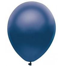100 Ballons - Maxi sachet - Gonflables Latex Bleu Nacrés Premium Décoration Fête