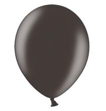 100 Ballons - Maxi sachet - Latex Noir Nacré Premium Décoration Fête
