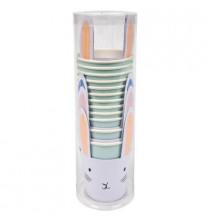 12 Gobelets Lapin - Premium Meri Meri