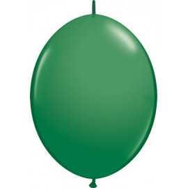 10 Ballons A Queue Pour Arche - Vert Décoration de fête
