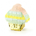 Mini Pinata Cup Cake Pastel - Anniversaire pour Enfants