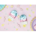 6 Confettis Crackers de Fête Pastel - Anniversaire pour Enfants
