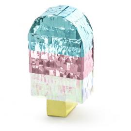 Mini Pinata Glace Pastel - Anniversaire pour Enfants