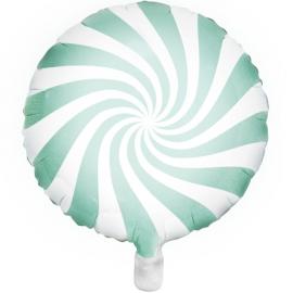 Ballon Rond Candy Mint Pastel - Anniversaire pour Enfants