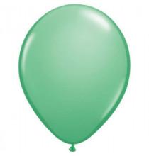 100 Mini Ballons Latex Vert Forêt Fête - 5 pouces 12cm