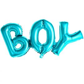 Ballon Letres Boy - Mot Baby Boy C'est un Garçon Baby Shower