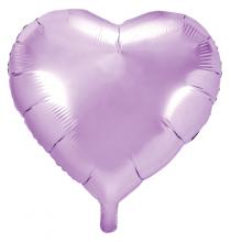Ballon Coeur Parme