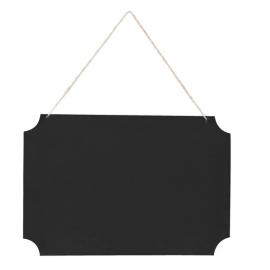 Grande Pancarte Panneau en Ardoise Décoration Sweet Table