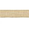 5 mètres - Ruban jute largeur 5cm- Bobine Thème Boho Champêtre
