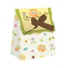 12 Boîtes Sachets Cadeaux aux Invités Sweet Baby Shower