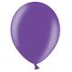10 Ballons Violet Nacrés Gonflables Latex Décoration Fête