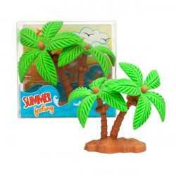 Gomme en forme de Cocotiers - Tropical Jungle