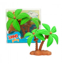 Gomme en forme de Cocotiers - Tropical Jungle