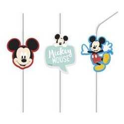 Pailles Mickey Mouse Disney Premium