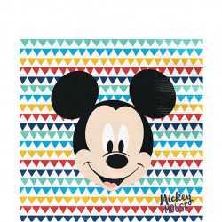 Grandes Serviettes Premium Mickey Mouse Disney Premium