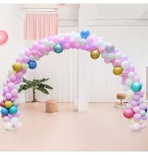 Structure Arche + Bases Plastique - Décorations de ballons