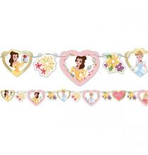 Banderole à Fanions Princesses Disney Aurore Belle Raiponce